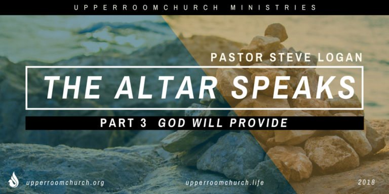 The Altar Speaks part 3 message cover