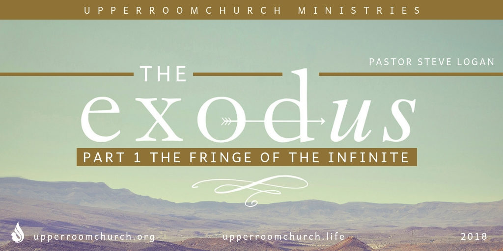 Exodus Part 1 - the Fringe of the infinite