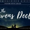The Heavens declare Message cover