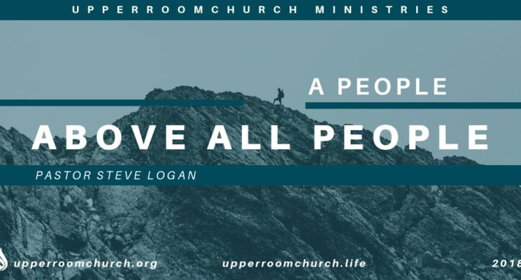A People Above All People Sermon cover