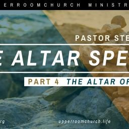The Altar Speaks Part 4 message Cover