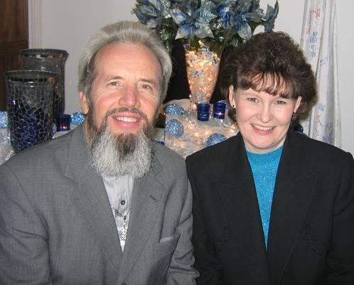 Steve & Kathy Jones side by side