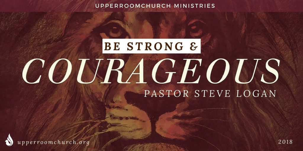 Be Strong Audio Message Cover