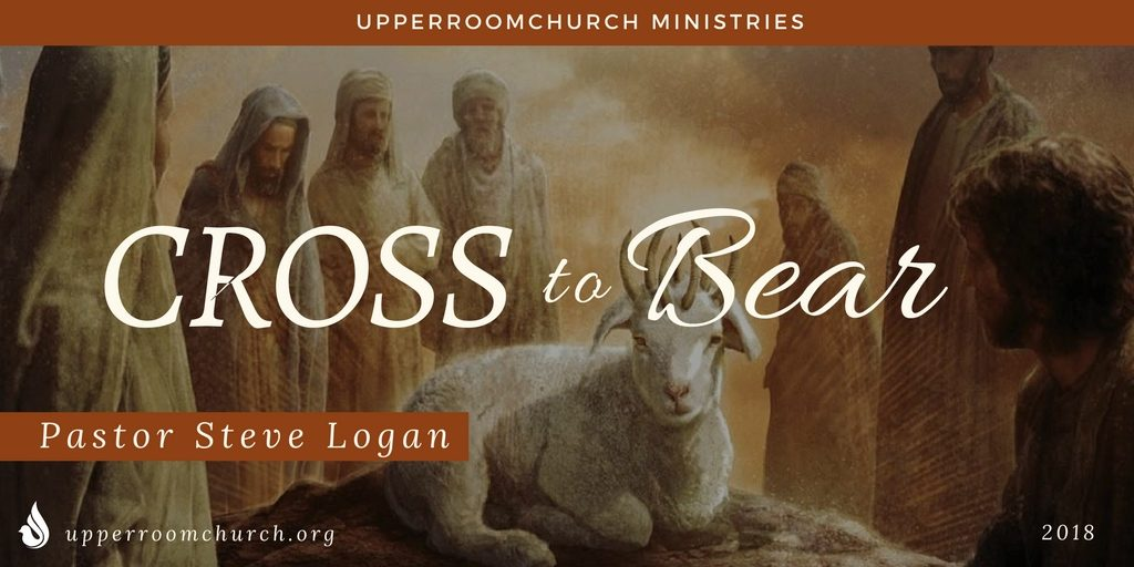 Cross To Bear cover Message