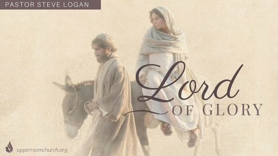 Lord of Glory Message cover