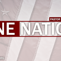 One nation message cover