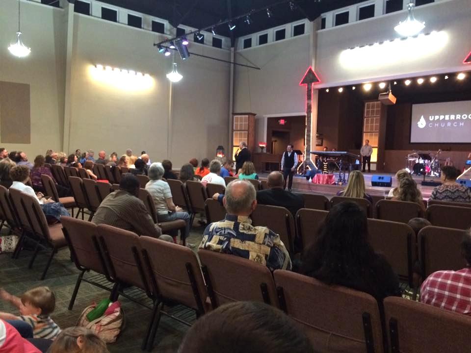 Arise Camp-meeting church service