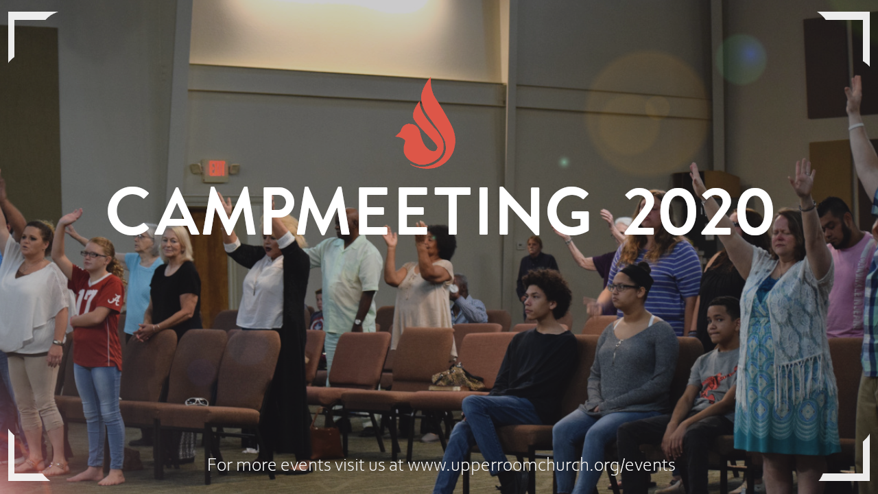 Campmeeting 2020 Flyer